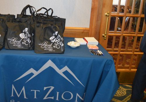 MZBC Shepherd's Retreat Gift Bags